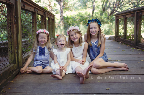 Tacoma Family Photographer Beautiful Girls